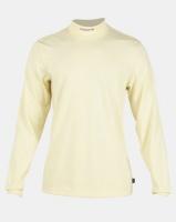 adidas Originals Hi Collar Longsleeve Tee Yellow Photo
