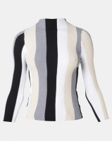 Royal T Striped Sweater Multi Photo