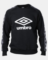 Umbro Retro Taped Pullover Sweatshirt Photo