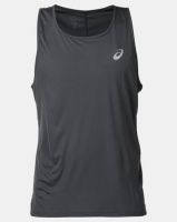 ASICS Silver Singlet Grey Photo