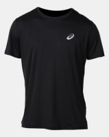 ASICS Silver Short Sleeve Top #1 Black Photo