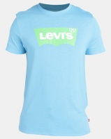 Levi's ® Housemark Graphic Tee Norse Blue Photo