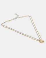 Guess Unchain my Heart 2 Tone Gold/Silver-Plated Photo