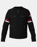 Cutty Edge Racing Biker Jacket Black Photo