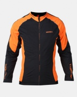 Merrell Eden Cycling Jacket Black/Orange Photo