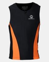 Merrell Eden Tri Vest Black/Orange Photo