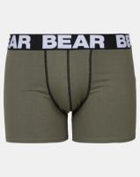 Bear 2Pk Bodyshort Star Print Multi Photo