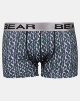 Bear 2Pk Bodyshorts Diagonal Bear Diagonal Elastic Photo