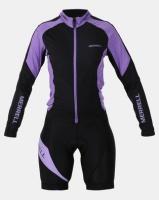 Merrell Eden Cycling Jacket Black/Purple Photo