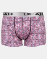 Bear 2 Pack Bodyshort Geo Word Multi Photo