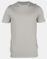 New Look Crew Neck T-Shirt Olive Green Photo
