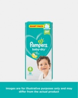 Pampers Active Baby Xl Giant Pack 56 Twin Pack Photo