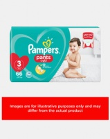 Pampers Active Baby Pants Jumbo Pack 66 Photo
