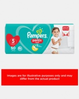 Pampers Active Baby Pants Junior Jumbo Pack 50 Photo