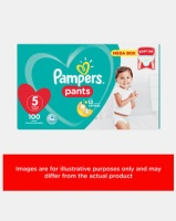 Pampers Active Baby Pants S5 Junior Maxi Box 100 Photo