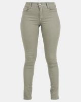 Brave Soul Skinny Jeans Khaki Photo