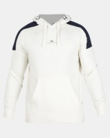 Crosshatch Lastnote Should Detail Pullover Hoodie Off White Photo
