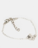 Jewels and Lace Silver Bird Bracelet Photo