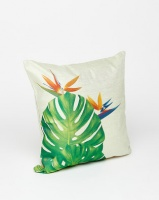 Utopia The Ceriman Scatter Cushion Green Photo