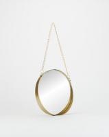 Utopia Small Hanging Mirror Photo