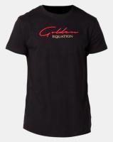 Golden Equation Basic Signature T-shirt Black Photo