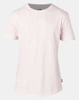 D-Struct Printed Miami Stripe T-shirt Pink Photo