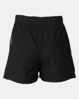 adidas Performance Boys Essential 3 Stripe Plain Shorts Black Photo