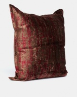 Grey Gardens Lush Scatter Cushion Red Photo