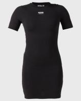adidas Originals Tee Dress Black Photo