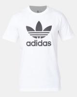 adidas Originals Trefoil T-Shirt White Photo