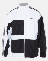 adidas Originals Asymmetrical Track Jacket Multi Photo