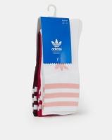 adidas Originals Solid Crew Socks Multi Photo