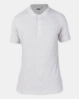 Brave Soul Classic Sleeve Tipped Golfer Grey Photo