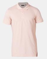 Brave Soul Classic Plain Golfer Pink Photo
