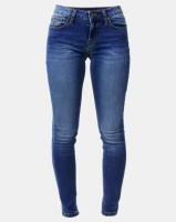Polo Ladies Anastasia Skinny Jeans Medium Wash Photo