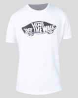 Vans OTW Tee White Photo