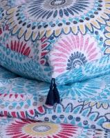 Horrokses Fashions Keswick Duvet Cover Set Blue Photo