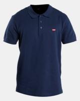 Levi's® Dress Housemark Polo Navy Blue Photo