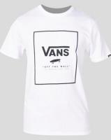 Vans Print Box White Photo