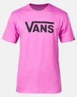 Vans Classic Tee Pink Photo