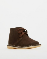 Safari Bata Casual Lace Up Shoes Brown Photo