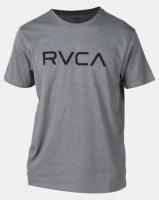 RVCA Big Rvca Ss Tee Grey Photo