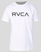 RVCA Big Rvca Ss Tee White Photo