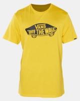 Vans OTW Tee Yellow Photo