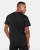 ASICSTIGER AHQ At Graphic Short Sleeve Tee Black Photo