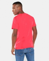 ASICSTIGER AHQ At Graphic Short Sleeve Tee Laser Pink Photo