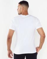 Nike M NSW Short Sleeve Tee FW Cltr 6 White Photo