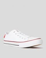KG Low Cut Canvas Sneakers White Photo
