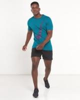 Nike M NSW SS Tee Swoosh 1 Blue Photo