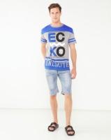 ECKO Unltd Ecko 72 Tee Grey Photo